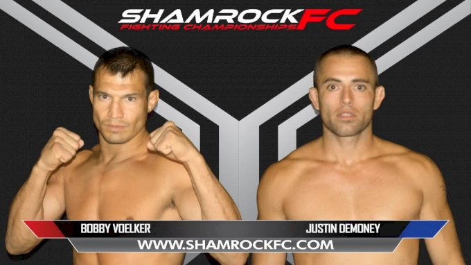 Bobby Voelker vs. Justin DeMoney Replay