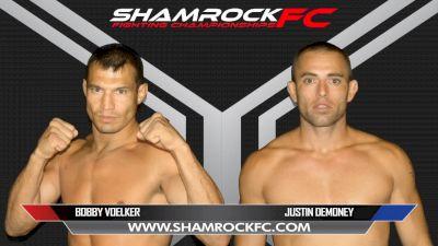 Bobby Voelker vs. Justin DeMoney Replay