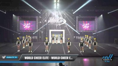World Cheer Elite - World Cheer Elite Cobras [2021 L1 Performance Recreation - 18 and Younger (NON) Day 1] 2021 The U.S. Finals: Sevierville