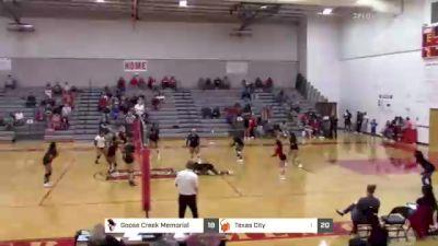 Replay: Texas City HS vs Goose Creek Mem. HS - 2021 Texas City vs Goose Creek | Sep 21 @ 6 PM