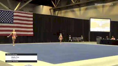 Molly Fox - Women's Group, SoCal TTC - 2021 USA Gymnastics Championships