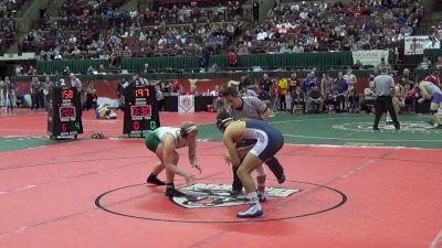 160 3rd, Ethan Hernandez, Norwalk vs David Johson, Akron SVSM