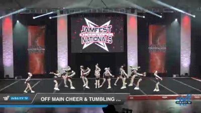 Off Main Cheer & Tumbling - Fire [2021 L3 Youth - D2 - Small Day 2] 2021 JAMfest Cheer Super Nationals