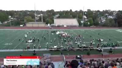 The Cavaliers at 2021 Music on the March