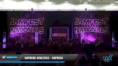 Supreme Athletics - Empress [2021 L2 Mini Day 1] 2021 JAMfest: Louisville Championship