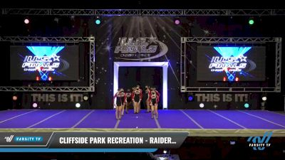 Cliffside Park Recreation - Raiders Elite [2021 L2.1 Performance Recreation - 18 and Younger (NON) Day 1] 2021 The U.S. Finals: Ocean City