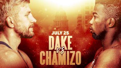 Dake vs Chamizo - July 25