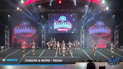 Cheers & More - Reign [2019 Senior 5 Day 2] 2019 America's Best National Championship