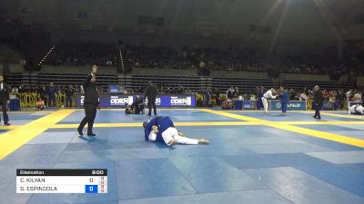 CHARLES MCGUIRE vs GUSTAVO BATISTA 2019 Pan Jiu-Jitsu IBJJF Championship