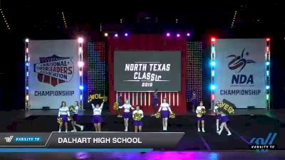 - Dalhart High School [2019 Game Day Fight Song - Small High School Day 1] 2019 NCA North Texas Classic