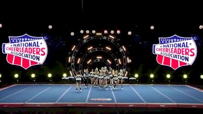 Top Notch Cheer - Kings and Queens [2018 L5 XS Coed Day 1] NCA All-Star National Championship
