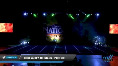 Ohio Valley All Stars - Phoenix [2021 L5 Senior Coed - D2 Day 2] 2021 Cheer Ltd Nationals at CANAM