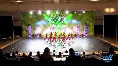 Power of Dance - Diablo [2021 Junior - Dance Day 3] 2021 CSG Dance Nationals