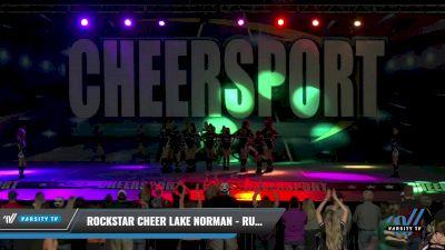 Rockstar Cheer Lake Norman - Rush [2021 L2 Junior Day 1] 2021 CHEERSPORT: Charlotte Grand Championship
