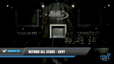 Beyond All Stars - ENVY [2021 L1 Youth Day 1] 2021 The U.S. Finals: Kansas City