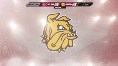 St Cloud State vs. Minnesota Duluth - St Cloud St at MN Duluth | WCHA (W)