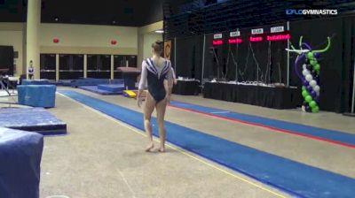 Olivia Raymond - Vault, North Stars - 2018 Tampa Bay Turner's Invitational