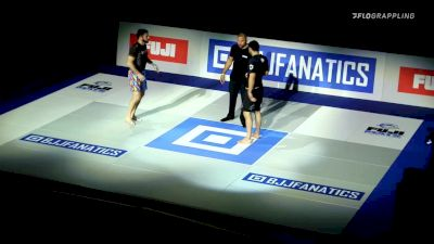 Garret Lavaggi vs Nick Fiore BJJ Fanatics Submission Only Grand Prix