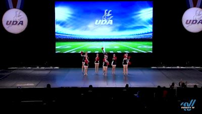 St Michael the Archangel High School [2019 Small Game Day Finals] UDA National Dance Team Championship