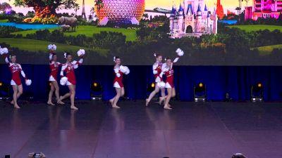 Stony Brook University [2019 Division I Pom Finals] UCA & UDA College Cheerleading and Dance Team National Championship