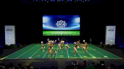 Bethlehem Catholic High School [2020 Medium Game Day Division II Prelims] 2020 UCA National High School Cheerleading Championship