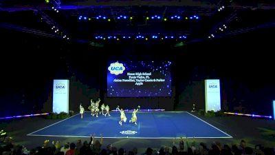 Nease High School [2020 Small Varsity Division I Prelims] 2020 UCA National High School Cheerleading Championship