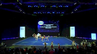 Ponderosa High School [2020 Small Varsity Division II Prelims] 2020 UCA National High School Cheerleading Championship