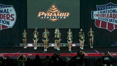 Pyramid Athletics Queens [2020 L4 Small Senior D2 Day 2] 2020 NCA All-Star Nationals
