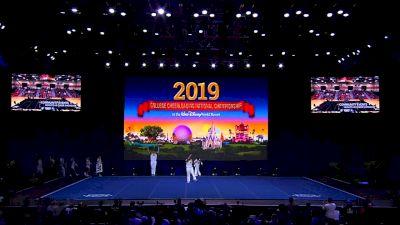 Wichita State University [2019 Cheer Division I Finals] UCA & UDA College Cheerleading and Dance Team National Championship