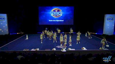 Butler Area High School [2019 Small Varsity Coed Semis] 2019 UCA National High School Cheerleading Championship