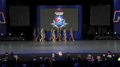 Dance Dynamics Junior Small Contemporary [2020 Junior Small Contemporary/Lyrical Day 2] 2020 NDA All-Star Nationals