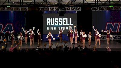 Russell High School Dance Team [2020 Medium Varsity Game Day] 2020 NDA High School Nationals