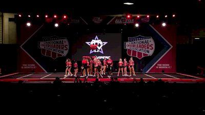 Stars Vipers - San Antonio - Royal Cobras [2020 L5 Small Senior Coed Day 1] 2020 NCA All-Star Nationals