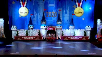 Utica High School [2020 Small Pom Finals] 2020 UDA National Dance Team Championship
