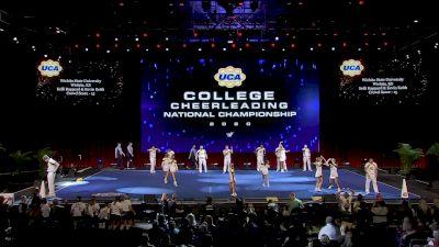 Wichita State University [2020 Cheer Division I Semis] 2020 UCA & UDA College Nationals