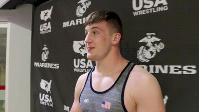 Mason Parris Claims Spot With Big Fall In Match 3