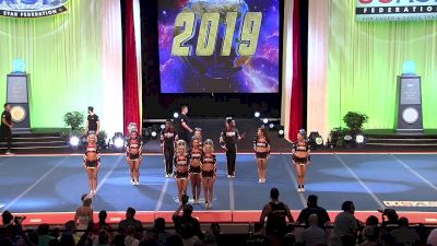 GymTyme Illinois - FEVER [2019 L5 Senior X-Small Coed Finals] 2019 The Cheerleading Worlds