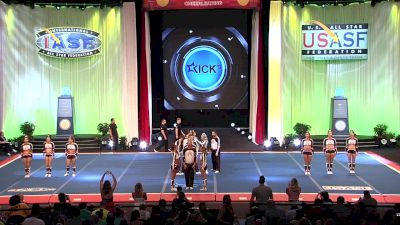 Flames Cheerleading - Rivals (Canada) [2019 L5 International Open Large Coed Finals] 2019 The Cheerleading Worlds