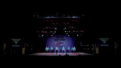 Vestavia Hills High School Varsity Rebelettes [2019 Medium Varsity Team Performance Prelims] 2019 NDA High School Nationals