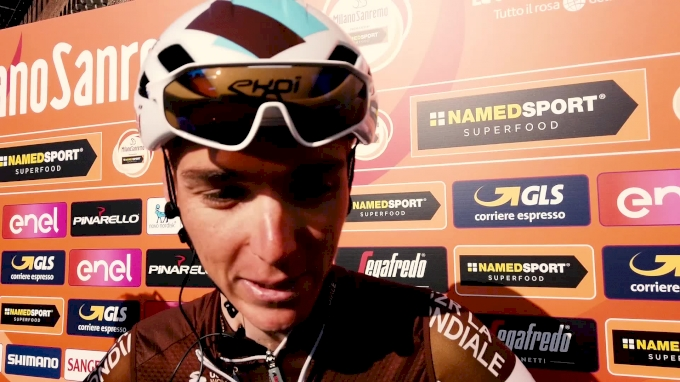 Bardet Inspired By Nibali's San Remo Win