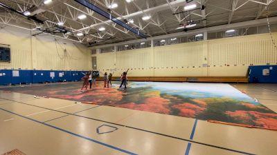 Newtown Varsity Winterguard - Evergreen Dreams