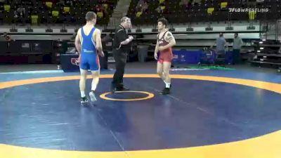 79 kg Prelims - Isaiah Martinez, Beaver Dam / Titan Mercury Wrestling Club vs Shane Gantz, Higher Level Wrestling