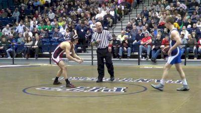 138 m, Ethan Kenney, WPIAL vs Andrew Atkinson, Virginia