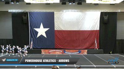 PowerHouse Athletics - Arrows [2021 L1 Mini - D2 Day 2] 2021 ACP Power Dance Nationals & TX State Championship