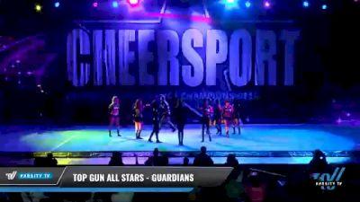 Top Gun All Stars - Orlando - Guardians [2021 L6 Senior Coed - Small Day 1] 2021 CHEERSPORT National Cheerleading Championship
