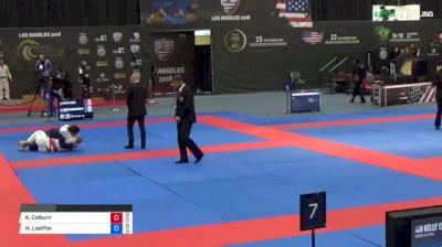 Steffen Banta vs Matheus Araujo 2018 Abu Dhabi Grand Slam Los Angeles