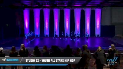 Studio 22 - Youth All Stars Hip Hop [2021 Youth - Hip Hop Day 1] 2021 GLCC: The Showdown Grand Nationals