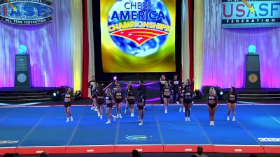 Ultimate Cheer Lubbock - Royal Court [2018 International Open Small Coed Level 6 Finals] The Cheerleading Worlds