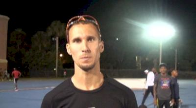 Jeremy Wariner on The Comeback