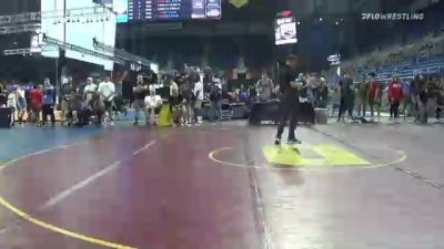 285 lbs Round Of 64 - Zane Lovell, Idaho vs Chase Horne, Georgia